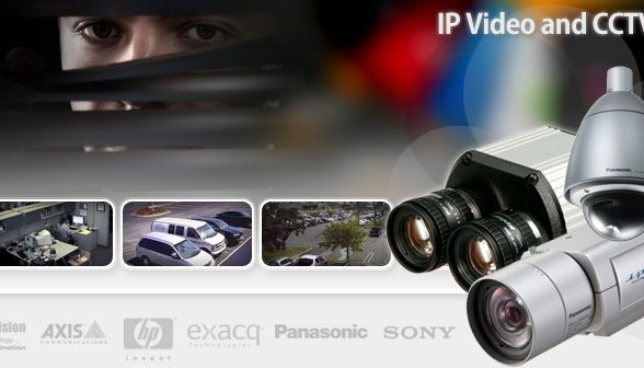 Sistemas de Cámaras  * CCTV     * Ip   * Wireless